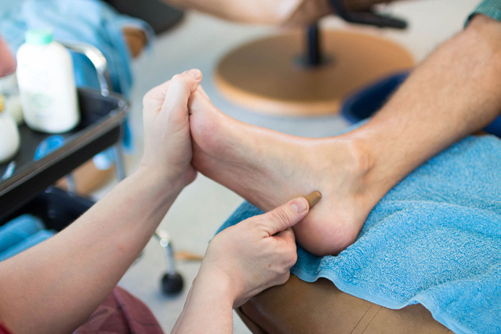 Foot Massage course