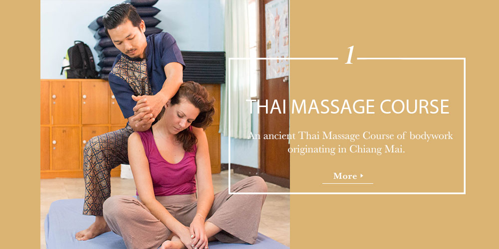 Thai Massage Course
